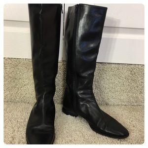 Cole Haan Black boot